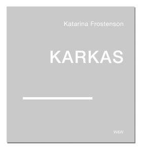 E-bok Karkas : fem linjer av Katarina Frostenson