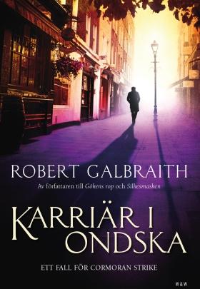 E-bok Karriär i ondska av Robert Galbraith
