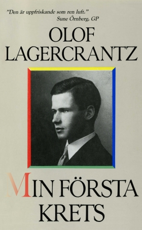 E-bok Min första krets av Olof Lagercrantz