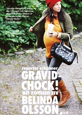 E-bok Gravidchock! reporter erkänner av Belinda Olsson