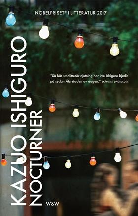 Nocturner : fem berättelser om skymning och musik av Kazuo Ishiguro