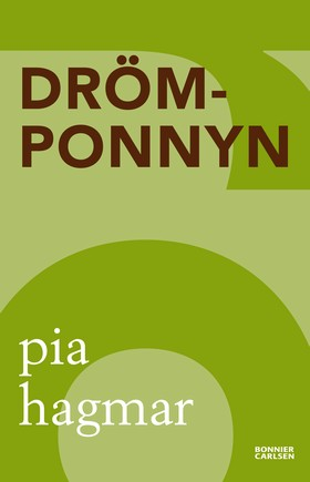 Drömponnyn av Pia Hagmar