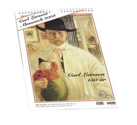 Carl Larsson almanack 2003