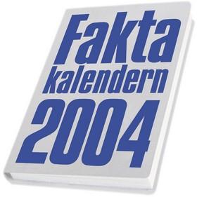 Faktakalendern 2004