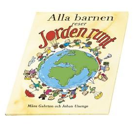 Alla barnen reser jorden runt av Måns Gahrton
