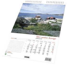 Vårt vackra Sverige almanack 2004