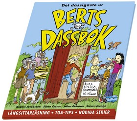 Det dassigaste ur Berts dassbok av Anders Jacobsson