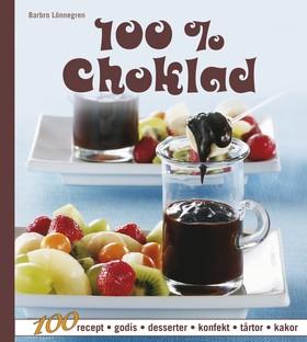100 % choklad av Barbro Lönnegren