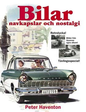 Bilar : navkapslar och nostalgi av Peter Haventon