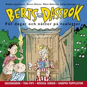 Berts dassbok : för dagar och nätter på toaletter av Anders Jacobsson