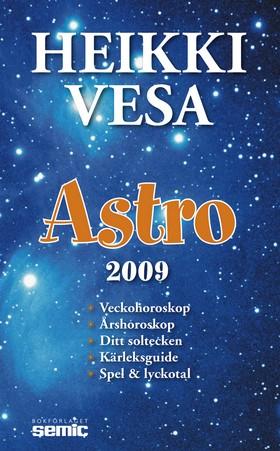 Astro 2009 av Heikki Vesa