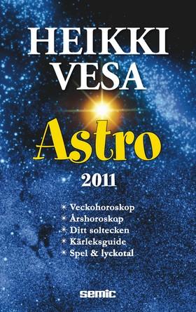 Astro 2011 av Heikki Vesa
