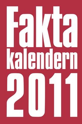 Faktakalendern 2011