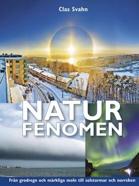 Naturfenomen : från grodregn och märkliga moln till solstormar och norrsken av Clas Svahn