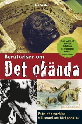 E-bok Berättelser om det okända av Clas Svahn