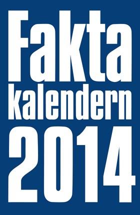 Faktakalendern 2014