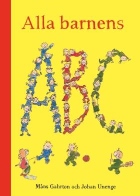 Alla barnens ABC av Måns Gahrton
