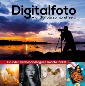 Digitalfoto – lär dig fota som proffsen!
