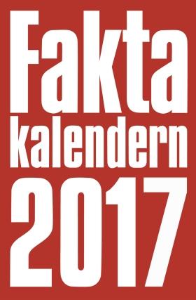 Faktakalendern 2017