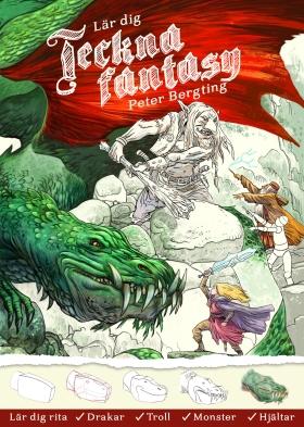 Lär dig teckna fantasy av Peter Bergting