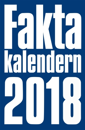 Faktakalendern 2018