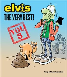 Elvis – The very best! Vol. 3 av Tony Cronstam