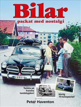 Bilar – Packat med nostalgi av Peter Haventon