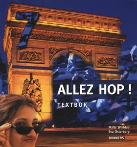 Allez hop ! år 7 Textbok inkl. elev-cd