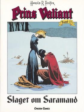Prins Valiant. Bd 11, Slaget om Saramand av Harold R Foster