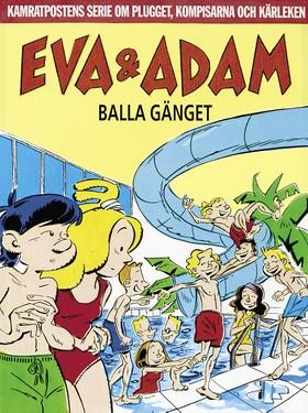 Eva & Adam 5: Balla gänget av Måns Gahrton