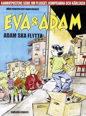 Eva & Adam 6: Adam ska flytta av Måns Gahrton