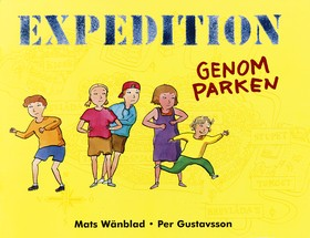 Expedition genom parken