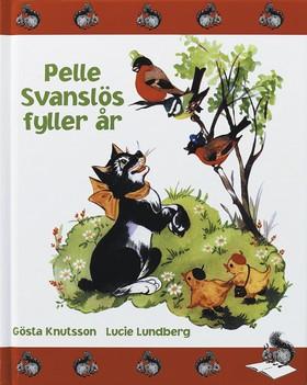 Pelle Svanslös fyller år