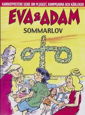 Eva & Adam 7: Sommarlov av Måns Gahrton