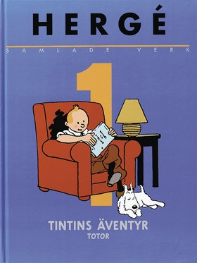 Hergé - samlade verk. Totots äventyr, Tintin i Sovjet