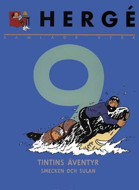 Hergé - samlade verk 9: Enhörningens hemlighet, Rackham den rödes skatt