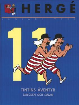 Hergé - samlade verk 11: Det svarta guldet