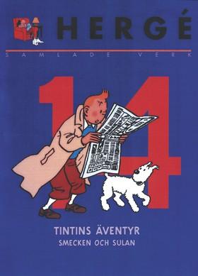 Hergé - samlade verk 14: Koks i lasten