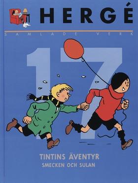 Hergé - samlade verk 17: Tintin och alfabetskonsten