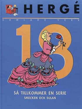 Hergé - samlade verk 18