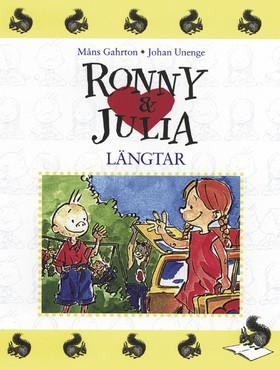 Ronny och Julia längtar av Måns Gahrton
