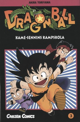 Dragon Ball 3: Kame-Sennins kampskola