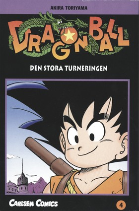 Dragon Ball 4: Den stora turneringen