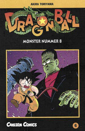 Dragon Ball 6: Monster nummer 8