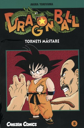 Dragon Ball 8: Tornets mästare