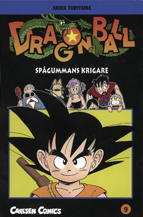 Dragon Ball 9: Spågummans krigare