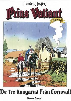 Prins Valiant. Bd 23, De tre kungarna av Cornwall av Harold R Foster