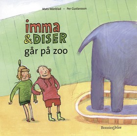 Imma och Diser går på zoo
