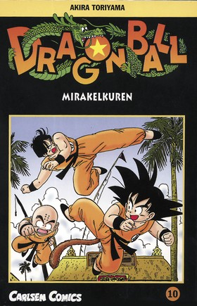 Dragon Ball 10: Mirakelkuren