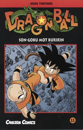 Dragon Ball 11: Son-Goku mot Kuririn